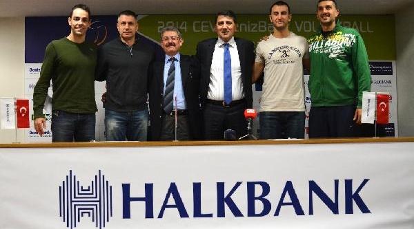 2014 Cev Denizbank Şampiyonlar Ligi'nde Hedef Final
