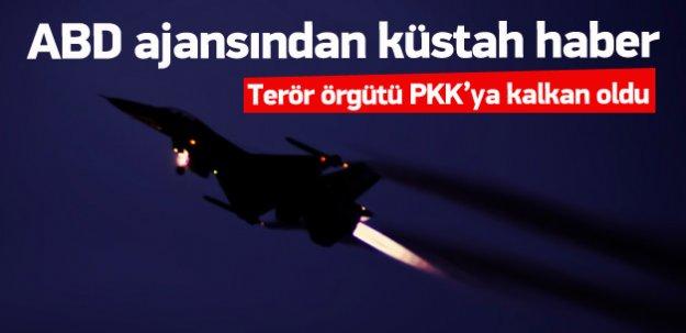 ABD ajansından skandal PKK haberi