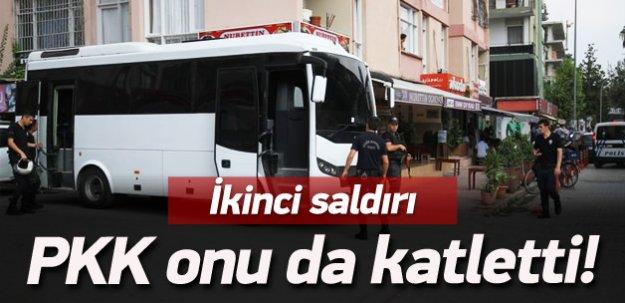 Adana'da ikinci silahlı saldırı!