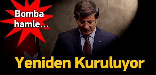 AK Parti'den sürpriz koalisyon hamlesi