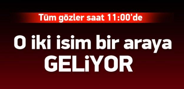 AK Parti ile CHP bir araya geliyor