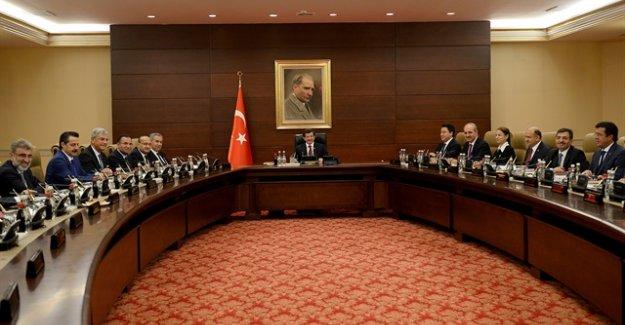 AK Parti'nin vazgeçmeyeceği bakanlıklar
