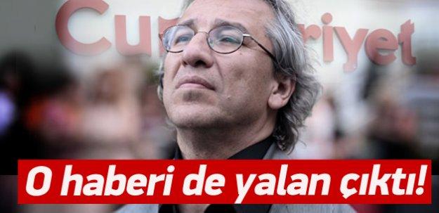 Akdoğan'dan Cumhuriyet'e yalanlama