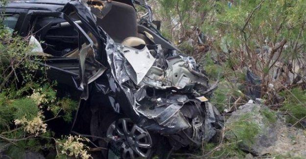 Artvin'de trafik kazası: 3 ölü