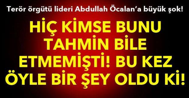 Ayyıldız Tim Abdullah Öcalan'ı hackledi