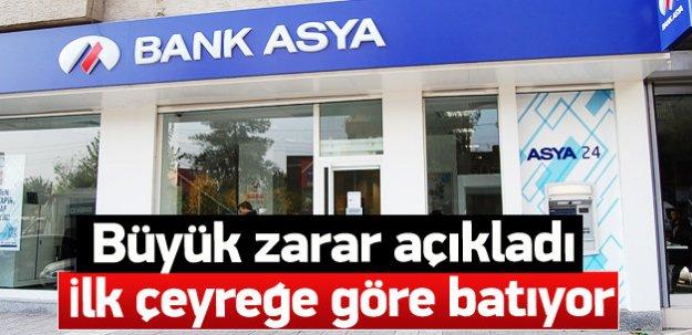 Bank Asya büyük zarar açıkladı
