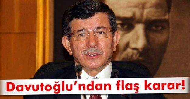 Başbakan Davutoğlu, Şanlıurfa ve Adıyaman'a gidecek