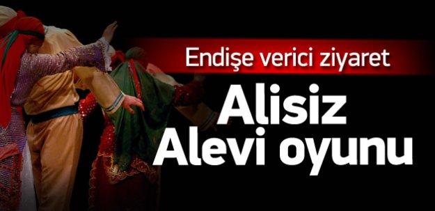 """Batı'nın Türkiye üzerinde """"Alevi"""" oyunu"""