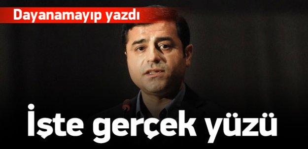 Beki'den Demirtaş'a ''ahlak'' göndermesi