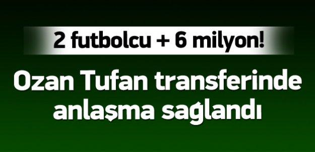 Beşiktaş Ozan Tufan ile anlaştı!