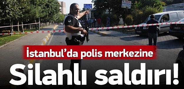 Beylikdüzü polis merkezine silahlı saldırı!
