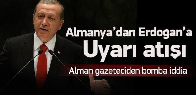 Bomba iddia: Almanya'nın Erdoğan'a uyarı atışı