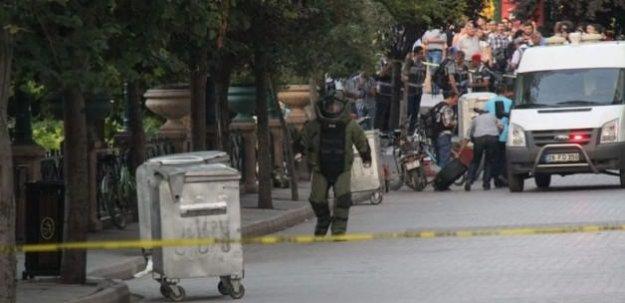 Bombalı saldırıya karşı emniyetten uyarı