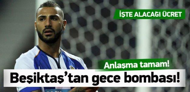 Bu da Beşiktaş'ın bombası!