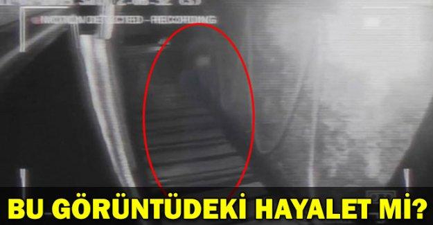 Bu görüntüdeki hayalet mi?