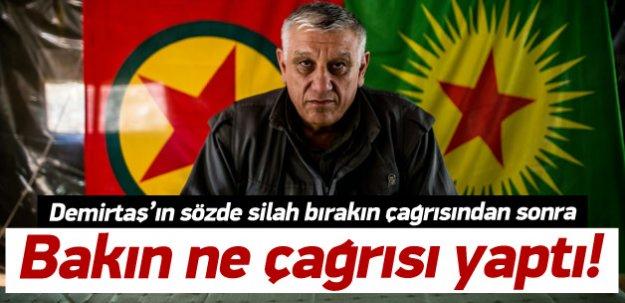 Cemil Bayık: Halkımız silahlanmalı!
