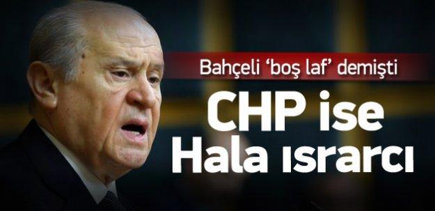 CHP aynı vaatlerle RTÜK'ün peşinde!
