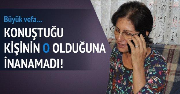 Cumhurbaşkanı Erdoğan onu aradı!