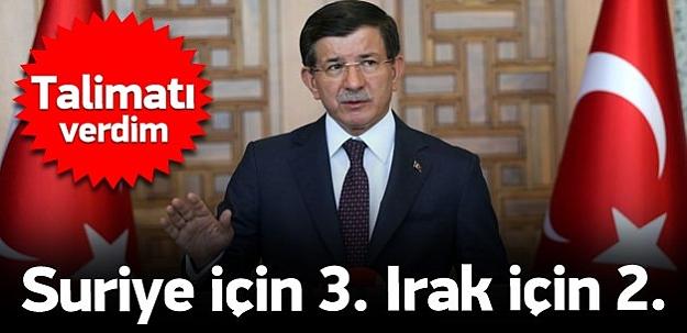 Davutoğlu: Hepsinin cezası verilecek