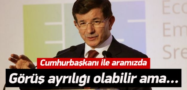 Davutoğlu'ndan 3 partiye mesaj