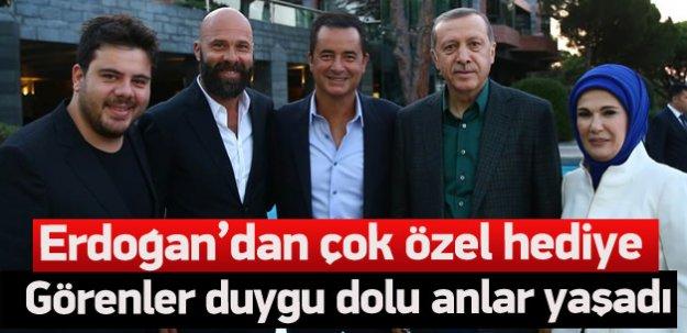 Erdoğan'dan iftara katılanlara siyer-i nebi