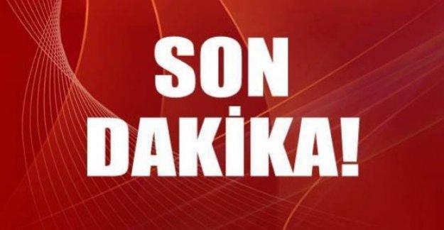 Erzurum'da astsubaya çarpraz ateş
