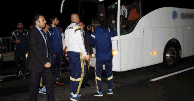 Fenerbahçe'den silahlı saldırı davası hakimi için şikayet