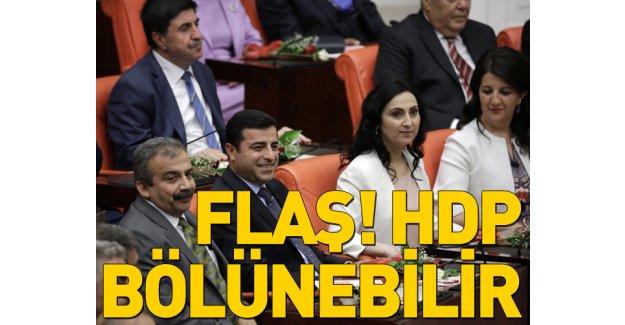 Flaş iddia: HDP bölünebilir
