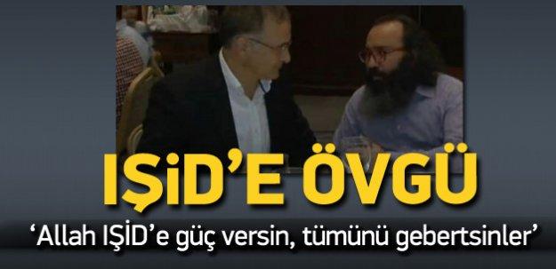 Gökçe Fırat Çulhaoğlu'ndan IŞİD'e övgü tweeti