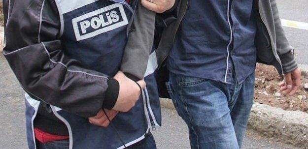 Gözaltına alınan 'canlı bomba' tutuklandı