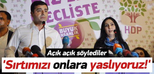 HDP'den itiraf gibi açıklama!