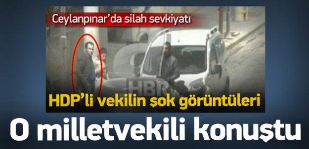 HDP'li Sarıyıldız: Ceylanpınar'a şölene gittim