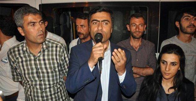 HDP'li vekil haddini aştı!