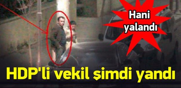 HDP'li vekil hakkında fezleke düzenlendi