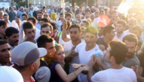 HDP'nin eyleminde gergin anlar!