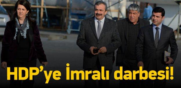 Hükümetten HDP'ye İmralı darbesi!