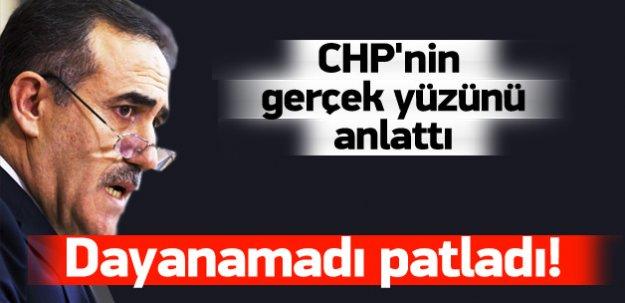 İhsan Özkes CHP'nin gerçek yüzünü anlattı
