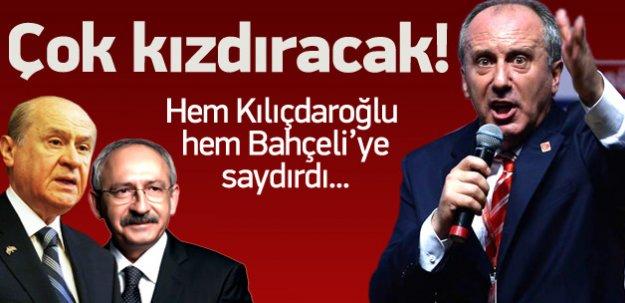 İnce: CHP 7 Haziran'da başarısız olmuştur!