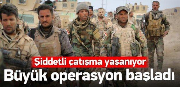 Irak, Enbar için harekete geçti