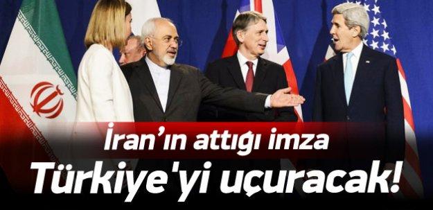 İran'ın Batı'yla anlaşması Türkiye'yi uçuracak