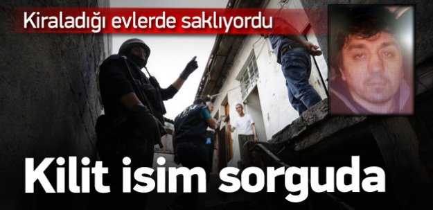 IŞİD'in Türkiye'deki ikinci kritik ismi sorguda