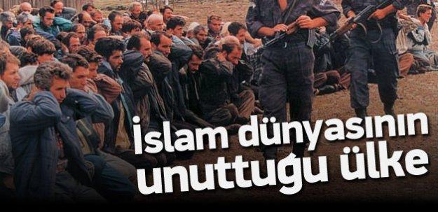 İslam dünyasının unuttuğu ülke!