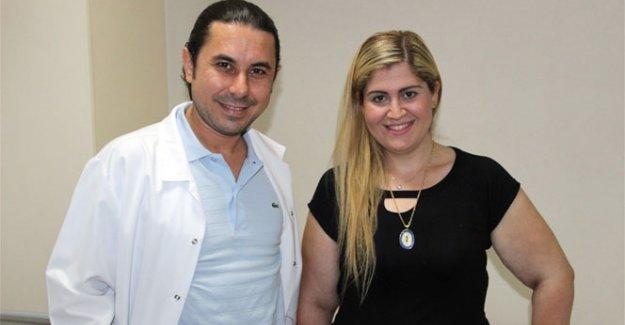 İzmirli Sinem tüp mide ameliyatıyla 55 kilo verdi