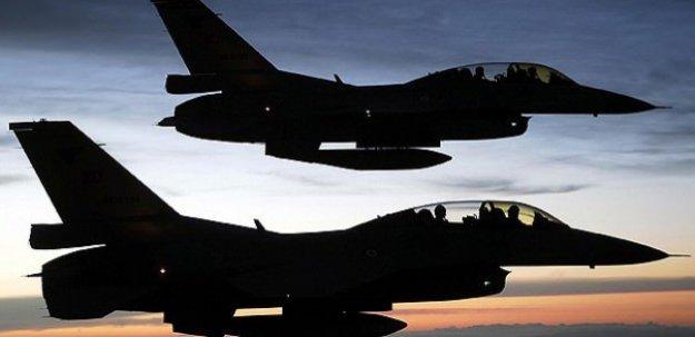 Jetler PKK'yı bombalıyor! İşte vurulan hedefler