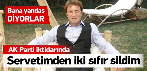 Kaya Çilingiroğlu: AK Parti'ye oy verdim