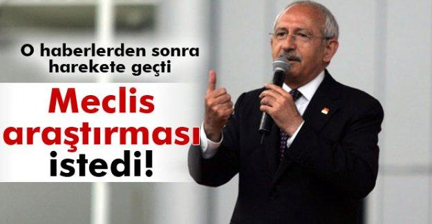 Kılıçdaroğlu ailesinin malvarlığı için meclis araştırması açılmasını istedi