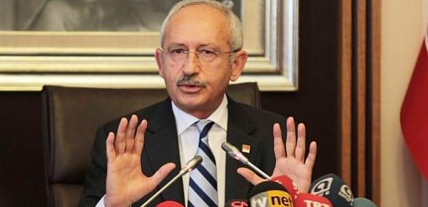 Kılıçdaroğlu: Tahammülümüz kalmadı!