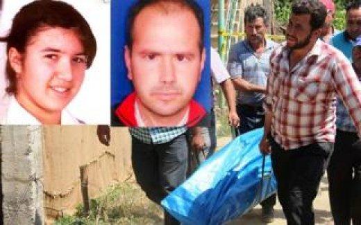 Kızını öldürüp, aynı tüfekle intihar etti