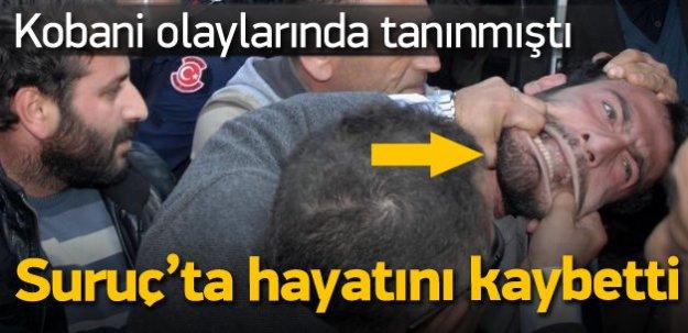 Kobani olaylarında tanınan Günebakan da öldü