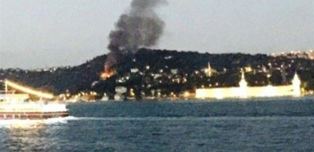 Korkutan gelişme! İstanbul boğazı alev alev